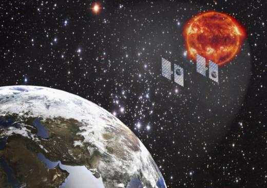 perierga.gr - Ομπρέλες στο Διάστημα για μείωση της θερμοκρασίας στη Γη!