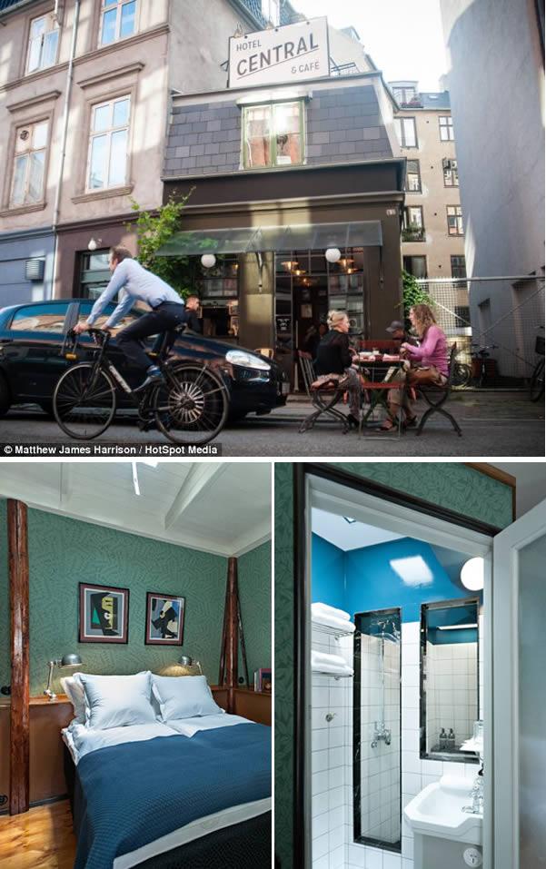 perierga.gr - 10 ξενοδοχεία με ένα μόνο δωμάτιο!