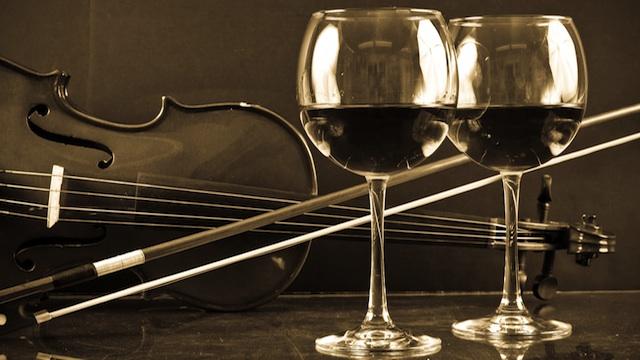 perierga.gr - Η μουσική επηρεάζει τη γεύση του κρασιού!