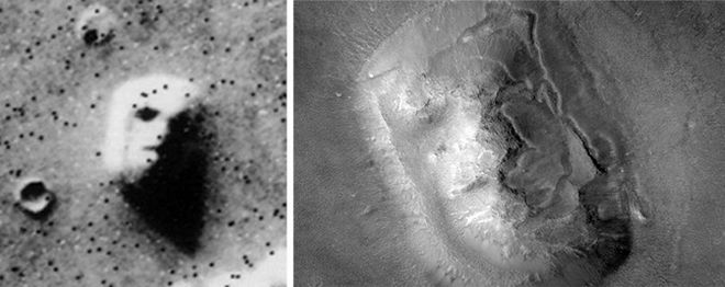 perierga.gr - Όλες οι φορές που είδαμε ζωή στον Άρη