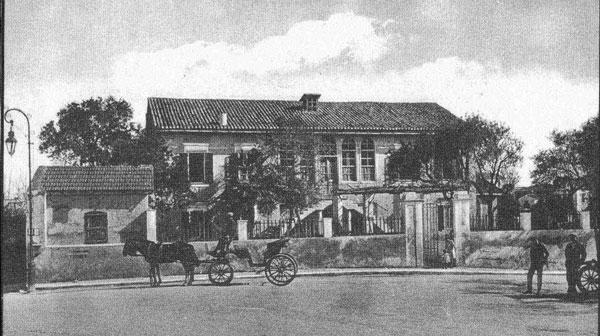 perierga.gr- Γωνιές της Αθήνας του 1930!