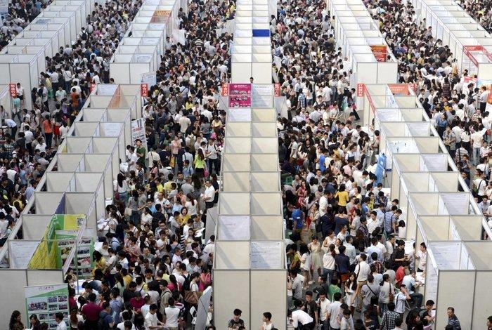 perierga.gr - Μοναδικές εικόνες από την Κίνα των 1,4 δισ. κατοίκων!