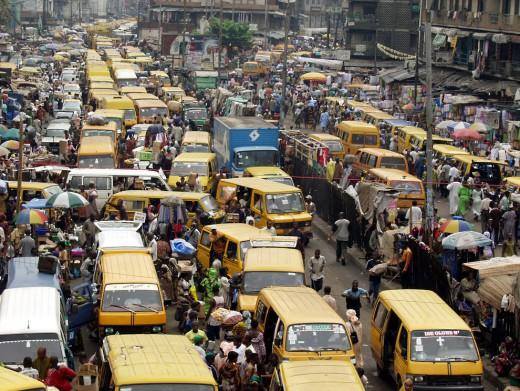 Απίστευτο μποτιλιάρισμα σε πόλεις του κόσμου!