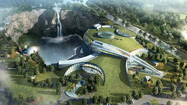 perierga.gr - Πολυτελή ξενοδοχεία που ετοιμάζονται να ανοίξουν στον κόσμο!