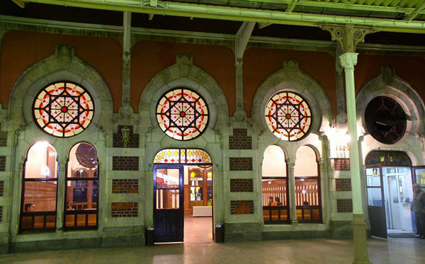 perierga.gr - Τα 10 top εστιατόρια σε σιδηροδρομικούς σταθμούς στην Ευρώπη!
