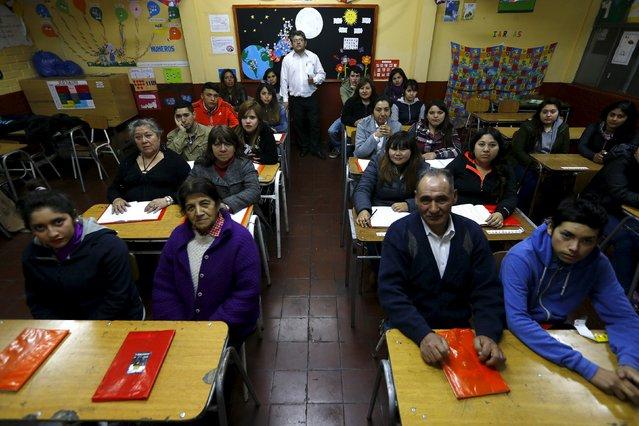 perierga.gr - Μια βόλτα στις... σχολικές τάξεις του κόσμου!