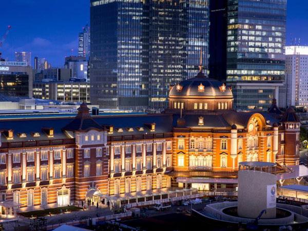 perierga.gr - Πολυτελές ξενοδοχείο σε σταθμό τρένου στο Τόκιο!