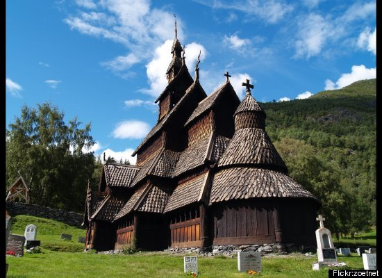 perierga.gr - Πανέμορφες εκκλησίες στην Ευρώπη!
