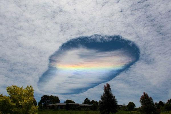 "perierga.gr - ""Αστρική πύλη""... άνοιξε στον ουρανό της Αυστραλίας!"