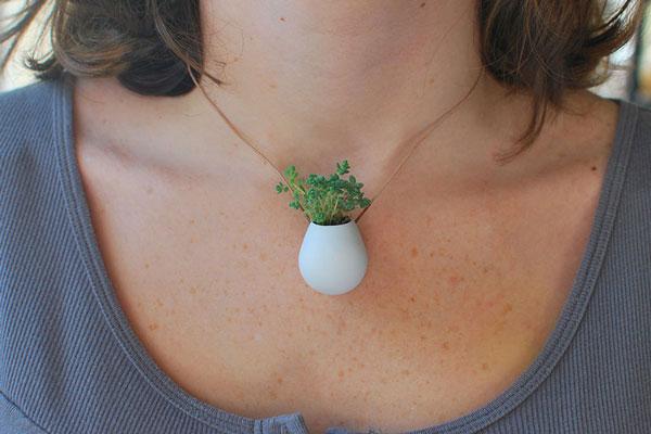 perierga.gr - Δημιουργικές γλάστρες αναδεικνύουν τα φυτά!