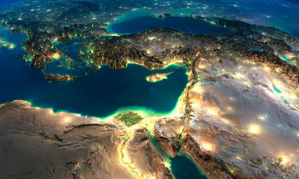 perierga.gr - 10 μαγευτικές νυχτερινές εικόνες της Γης!