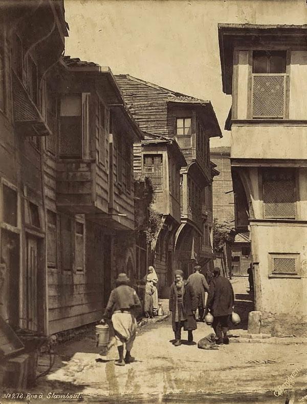 perierga.gr - Σπάνιες φωτογραφίες από την Κωνσταντινούπολη του 1870!