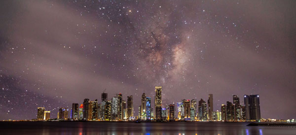 perierga.gr - O νυχτερινός ουρανός χωρίς... φωτορύπανση!