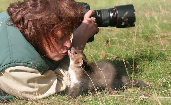 perierga.gr - Απίθανες στιγμές των φωτογράφων άγριας ζωής!