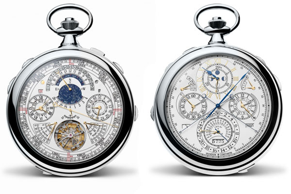 perierga.gr - Το πιο περίπλοκο μηχανικό ρολόι στον κόσμο!
