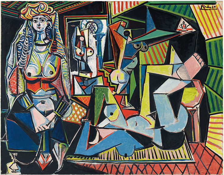 perierga.gr - Oι πιο ακριβοπληρωμένοι πίνακες στην ιστορία της τέχνης