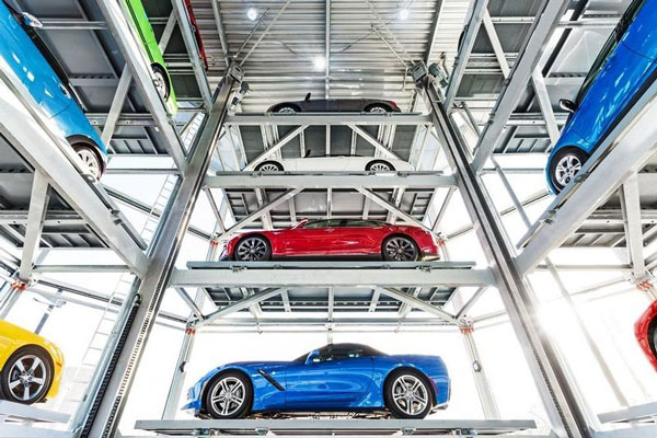 perierga.gr - Ο πρώτος αυτόματος πωλητής αυτοκινήτων!