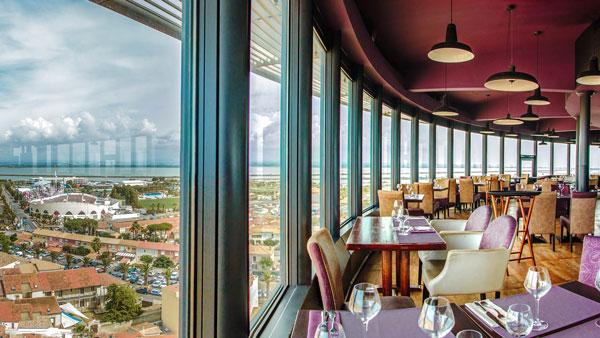 10 περιστρεφόμενα εστιατόρια στον κόσμο!