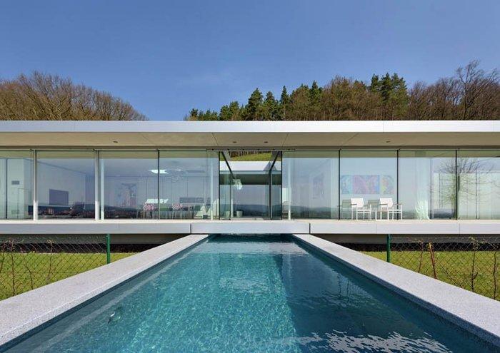 perierga.gr - Σπίτι από γυαλί με εξαιρετική θέα!