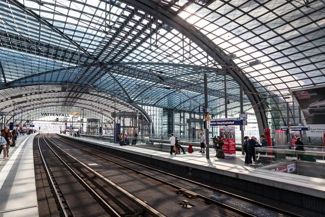 perierga.gr - Σιδηροδρομικοί σταθμοί χάρμα οφθαλμών!