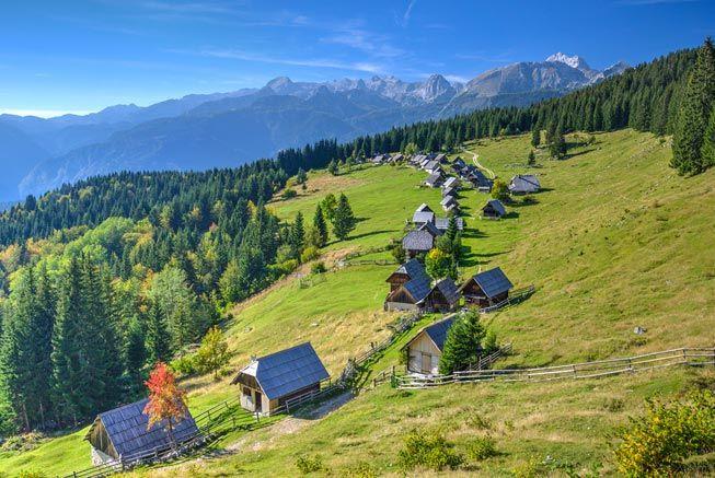 "perierga.gr - Λίμνη Bohinj: Κρυφό ""κόσμημα"" στη Σλοβενία!"