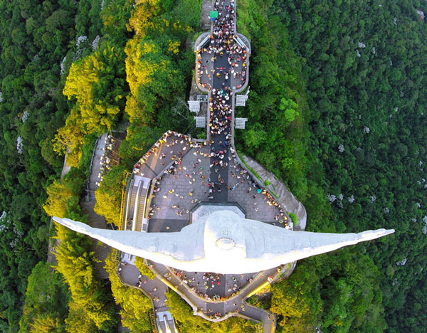 perierga.gr - Οι καλύτερες φωτογραφίες με drone για το 2015!