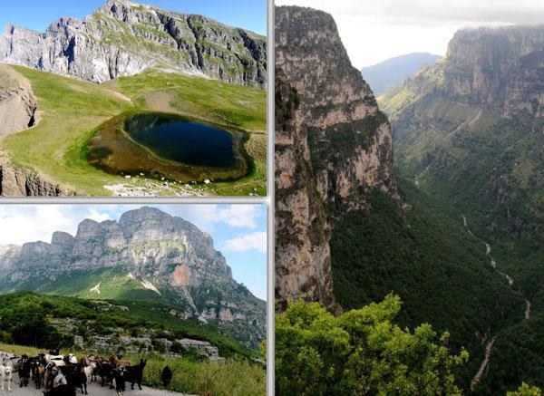 perierga.gr - 5 ελληνικές είσοδοι στα Παγκόσμια Μνημεία Φυσικής Κληρονομιάς της UΝΕSCO!