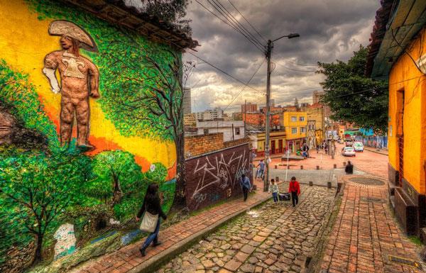 perierga.gr - Οι 7 πιο «ζωγραφισμένες» γειτονιές του κόσμου!