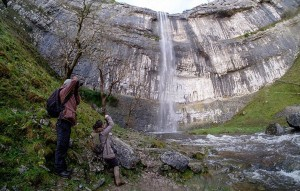 perierga.gr - Ο μεγαλύτερος καταρράκτης της Αγγλίας... αναστήθηκε μετά από 200 χρόνια!