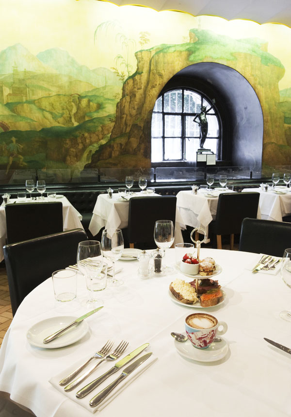 perierga.gr - Εστιατόρια σε μουσεία που κερδίζουν τις εντυπώσεις!