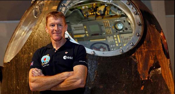perierga.gr - Aστροναύτης θα τρέξει στο μαραθώνιο του Λονδίνου… από το Διάστημα!