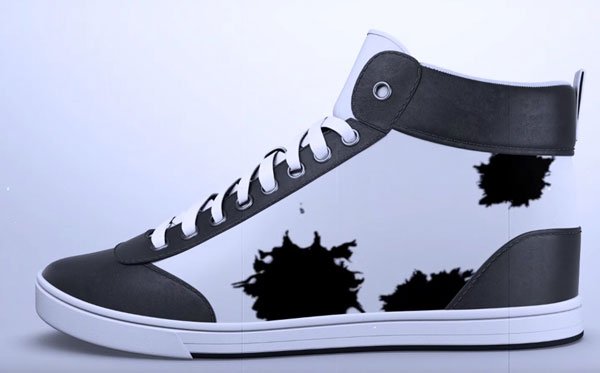 perierga.gr - Aθλητικά παπούτσια αλλάζουν... εμφάνιση!