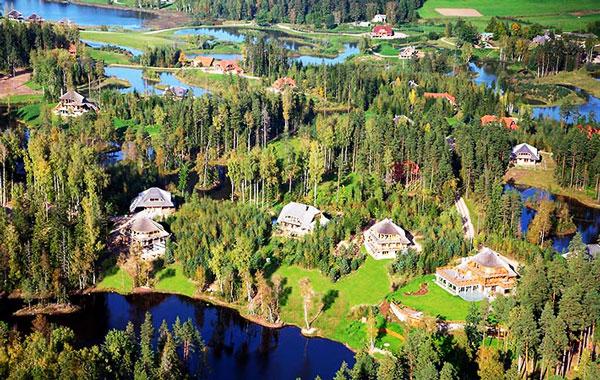 perierga.gr - Sun City: Πανέμορφη οικολογική τεχνητή πόλη!