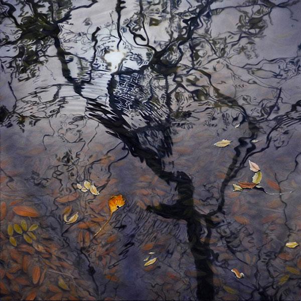 perierga.gr - Ζωγραφίζοντας την επιφάνεια του νερού!