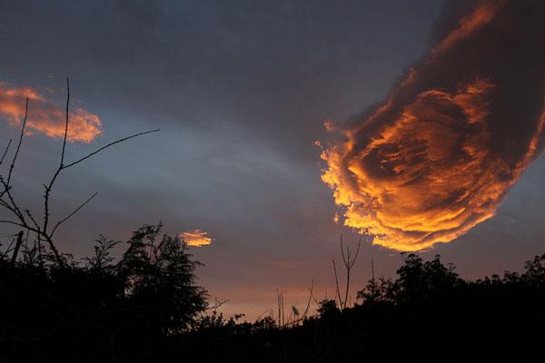 perierga.gr - Tρομακτικό σύννεφο φωτιάς πάνω από την Πορτογαλία!