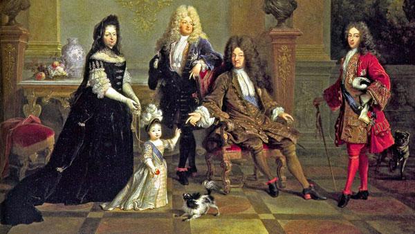 perierga.gr - Οι άντρες φόρεσαν πρώτοι ψηλοτάκουνα!