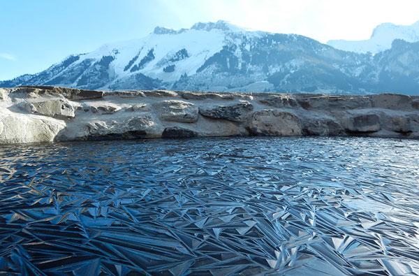 perierga.gr - Η ομορφιά των παγωμένων λιμνών στον κόσμο!