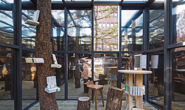 perierga.gr - Οι δρόμοι της Σεούλ γέμισαν μικρές βιβλιοθήκες!