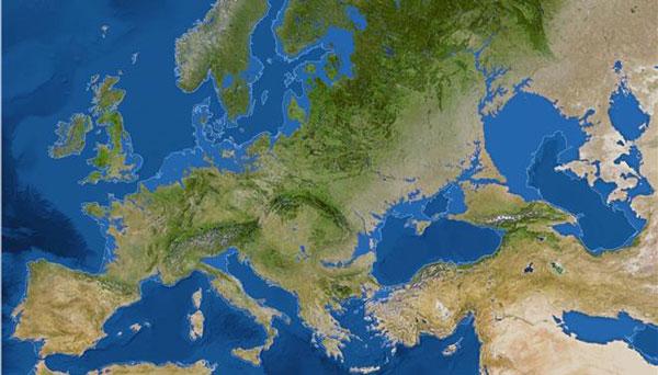 perierga.gr - Οι πάγοι θα λιώσουν αλλά η Ελλάδα θα... επιπλέει!