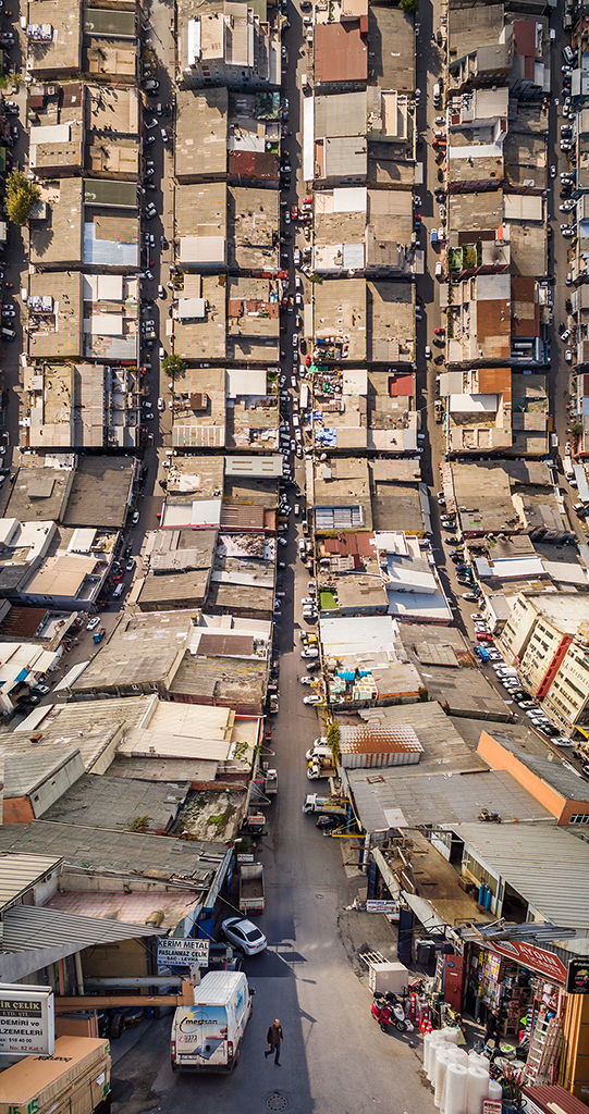 perierga.gr - Εντυπωσιακές φωτογραφίες της Πόλης... ανάποδα!