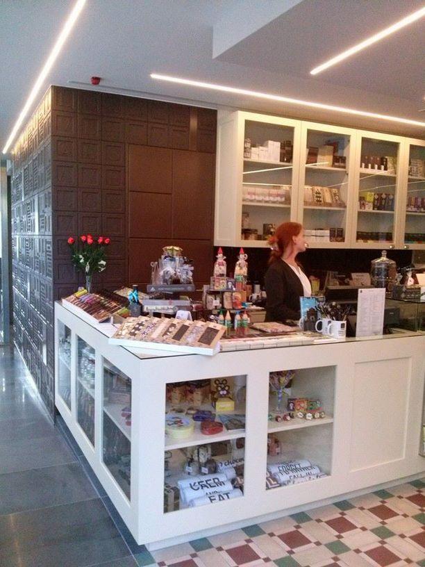 perierga.gr - Fabrica do Chocolate: Το ξενοδοχείο που λατρεύει τη σοκολάτα!