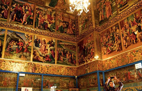 perierga.gr - Η άγνωστη ομορφιά του Ιράν