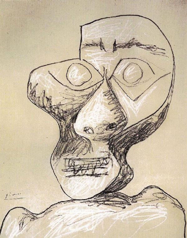 perierga.gr - Πορτρέτα του Πικάσο από τα 15 μέχρι τα 90 χρόνια του!