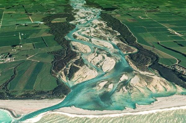 "perierga.gr - Τα πανέμορφα ""πλεγμένα"" ποτάμια στον κόσμο!"