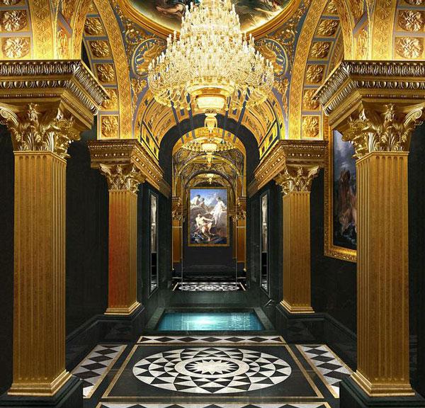 perierga.gr - Το ακριβότερο ξενοδοχείο του κόσμου ανοίγει στην Κίνα!