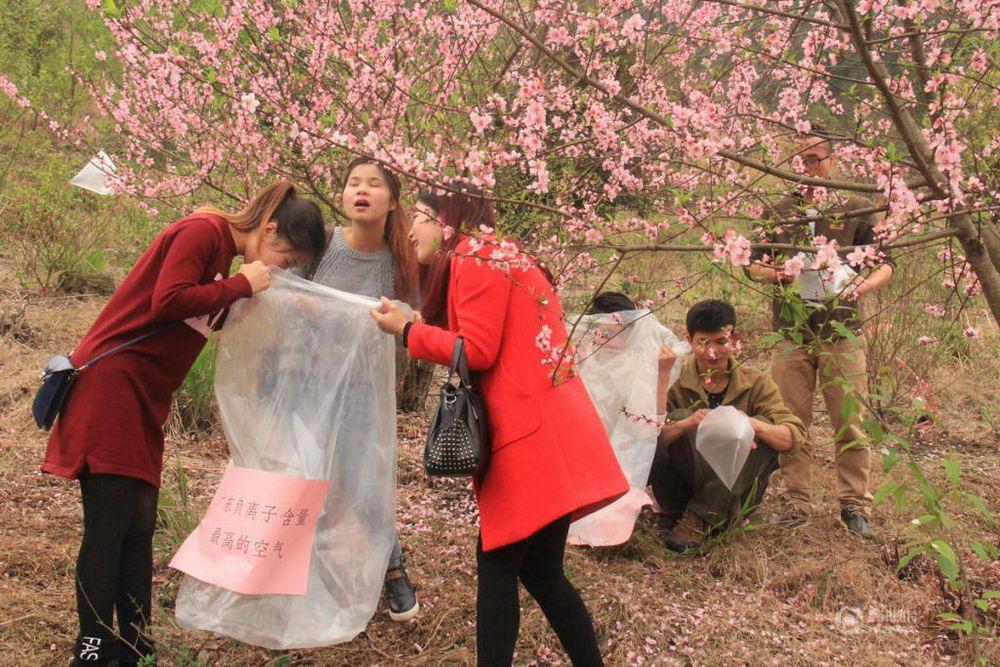 "perierga.gr - Κινέζοι πουλάνε σακούλες με ""καθαρό αέρα"" του βουνού!"