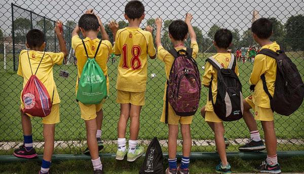 perierga.gr - Ακαδημία Ποδοσφαίρου 185 εκ. δολαρίων απέκτησε η Κίνα!