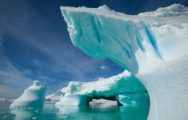 perierga.gr - Υπέροχο ταξίδι στην Ανταρκτική σε 4 λεπτά!