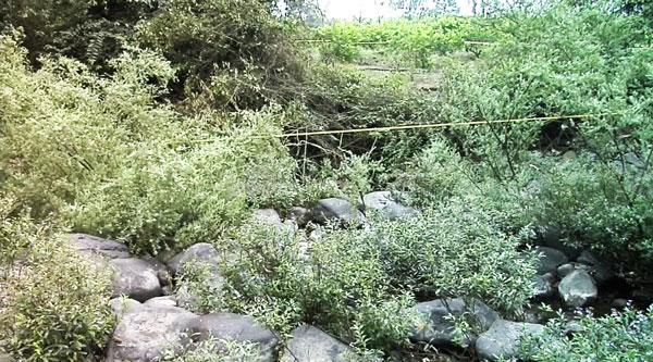 perierga.gr - Ποταμός εξαφανίστηκε εν μία νυκτί!