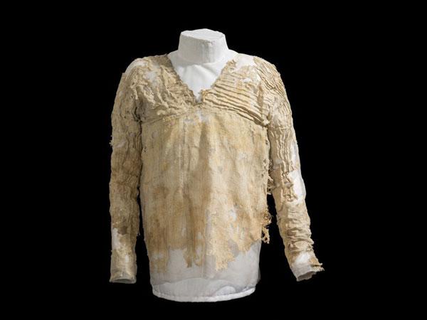 perierga.gr - Το αρχαιότερο φόρεμα στον κόσμο!